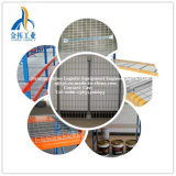 Selective Heavy Duty Steel Wire Mesh Decking for Pallet Racking
