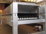 Horizontal Feather Removal or Peeling Machine