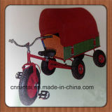 Children / Kids Six Wheels Buggy with a Basket