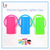Custom Logo Silicone Cigarette Lighter Case