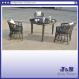 Outdoor Rattan Sofa Wicker Antique Lounge Chair Set - Patio Garden Furniture (J356)
