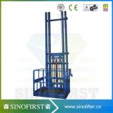 5m Electric Hydraulic Vertical Cargo Lift Platform