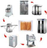 Automatic Bakery Equipment Oven For Bread Production Line with 100kgs Per Hour (FBL-100kgs)