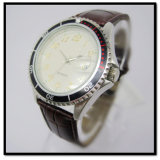 Hanglee-1536 Fashion Stainless Steel Swiss Movement Watch