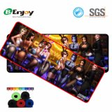 High Quality Custom OEM Gaming Mouse Pad with Overlock Edge