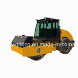 14 Ton Vibratory Road Compactor with Single Steel Drum