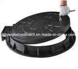 SMC Telecom Manhole Covers with Lock