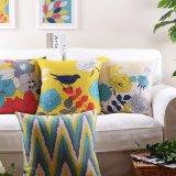 Print 18 Inch Square PE Foam Seat Cushion