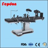Medical Adjustable Hospital Bed Table with Ce (HJFEOT99C)