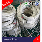 Micc Rtd Sensors Strain with Relief Springs and Fiberglass Insulated and Jacketed Cables