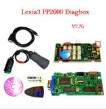 Lexia3 Diagnostic Tool PP2000 for Citroen for Peugeot with Diagbox Scanner