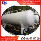 Skid-Mounted Mobile LPG Filling Stations 50m3 Pressure LPG Gas Tank