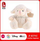 Sitting Custom Animal Sheep Soft Kids Plush Stuffed Toy