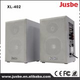 35W 4 Inch Active Multimedia DJ Speaker XL-402