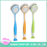 Make Bamboo Washing Silicone Clean Dish Brush for Cleaning