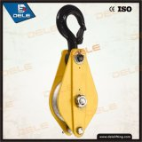 Wire Rope Pulley Block for Outside Lifting Work