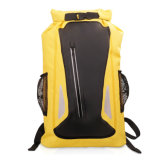 Hot Sale 25L Waterproof PVC Backpack Dry Sack with Double Strap
