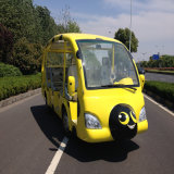 18 Seats Ladybug Electric Sightseeing Car