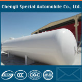 200m3 Propane Gas Storage Tank 100mt Stationary Horizontal Tank 100ton