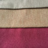 Hzh27 Polyester Linen Hometextile Fabric for Sofa Cushion