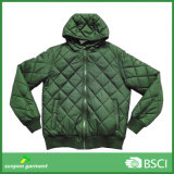 Fashion Winter Padding Jacket with Hoodie