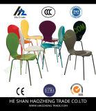 Hzpc067 Baxton Studio Boujan White Plastic Modern Dining Chair