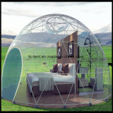 Modular/Mobile / Prefab/ Shipping Container House Tent with Get Tent 2