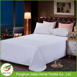 Wholesale Export White Hotel Cotton Bed Cover Sheet in China