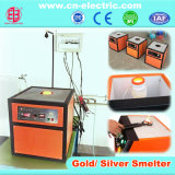 2kg Small Induction Melting Furnace for Silver Scrap