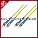 3.0mm ST-ST 2 Cores Fiber Optic Patch Cables