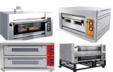 Ce Approved Big Size French Bread Ovens and Bakery Equipment