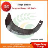 High Hardness Tiller Blade Agriculture Tiller Blade Tractor Tiler Blade