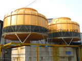 Counter Flow Stainless Steel Round Cooling Tower