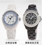 Ceramic Watch Case Band Dazzle Women Vogue Watch
