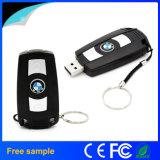 Plastic Car Key Shape USB Pen Drive Flash Stick