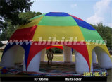 Giant Inflatable Spider Dome Tent for Car Show K5091