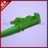 2.0mm E2000 APC Single-mode Optic Green Connector