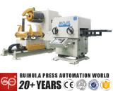 Automatic Feeder with Straightener Use in Press Machine to Make Aluminum Straightening