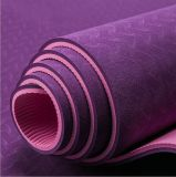 Wholesale High Quality New Custom Printed 100% TPE Yoga Mats