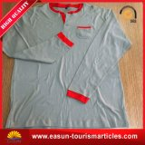 Customized Logo & Color Pajamas on Board
