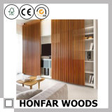 Rustic Building Material Wood Fence for Partition Wall