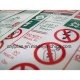 0.38mm White PVC Sheet for Advertising Printing