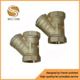 Threaded End Brass Y Type Filter / Strainer for Water