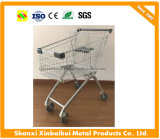 Manufacturer Direct Wholesale European Supermarket Convenient Store Shopping Hand Cart with Various Content to Choose