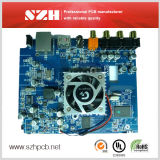 OEM Compelete Multilayer Intercom System PCB PCBA