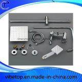 Stainless Steel Single Lever Shower Set with Hand Shower
