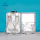 Electrical High Suction Air Compressor Dental Unit Portable