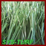 Double Spine Durable Synthetic Grass for Football Field Certified