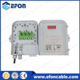 Gpon ONU Fiber Optical Splitter 10 Pair FTTH Terminal Box (FDB-08E)