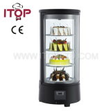 Small Refrigerated Cake Cake Display Cooler